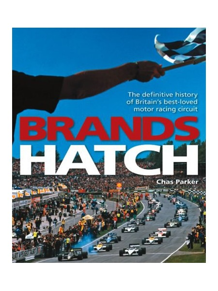 BRANDS HATCH / CHAS PARKER