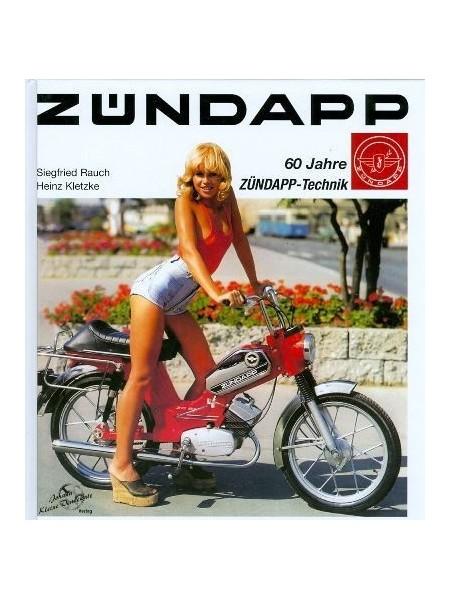 ZUNDAPP - 60 JAHRE ZUNDAPP-TECHNIK
