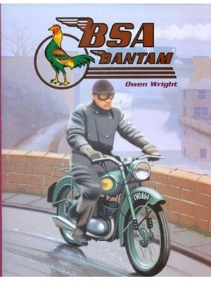 BSA BANTAM - HARDBACK