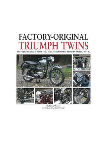 FACTORY-ORIGINAL TRIUMPH TWINS 1938-1962