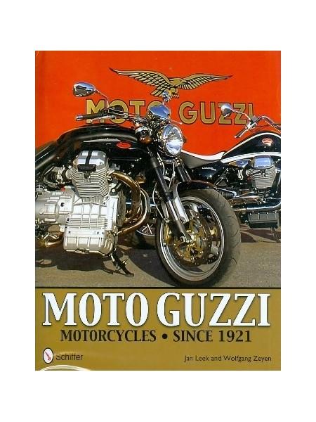 MOTO GUZZI MOTORCYCLES SINCE 1921