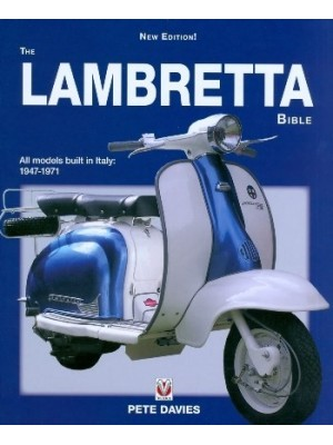 LAMBRETTA BIBLE - 2ND EDITION - 1947-1971