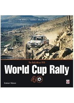 WORLD CUP RALLY THE DAILY MIRROR 1970