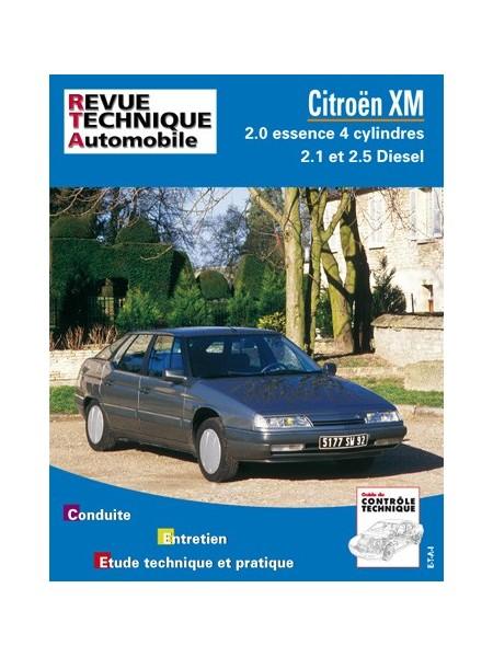 RTA701 CITROEN XM ESSENCE 4 CYL 1990-98 ET DIESEL TD 1990-96