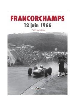 FRANCORCHAMPS 12 JUIN 1966