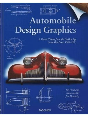 AUTOMOBILE DESIGN GRAPHICS - TASCHEN