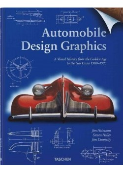 AUTOMOBILE DESIGN GRAPHICS - TASCHEN