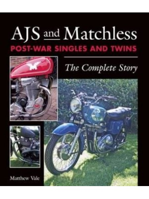 AJS AND MATCHLESS POST WAR SINGLES