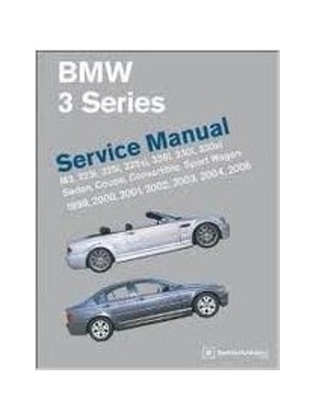 BMW 3 SERIES E46 SERVICE MANUAL 1999-2005