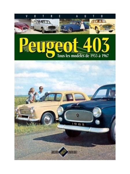 VOTRE AUTO - PEUGEOT 403