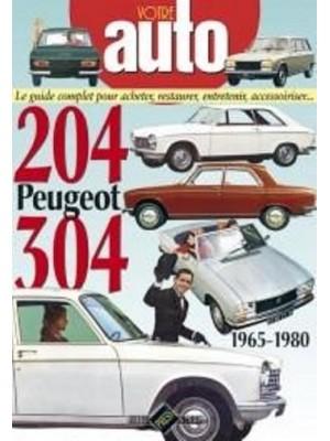 VOTRE AUTO - PEUGEOT 204-304