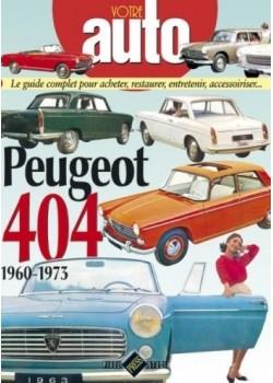VOTRE AUTO - PEUGEOT 404 1960-1973