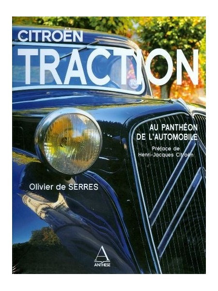 CITROEN TRACTION AU PANTHEON DE L'AUTOMOBILE