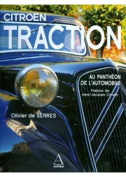 CITROEN TRACTION AU PANTHEON DE L'AUTOMOBILE
