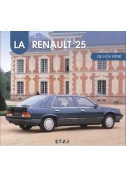 LA RENAULT 25 DE MON PERE