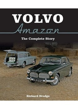 VOLVO AMAZON : THE COMPLETE STORY