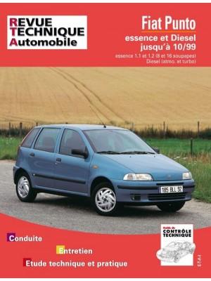 RTA566 FIAT PUNTO ESSENCE 1.1 & 1.2 ET DIESEL 1993-99