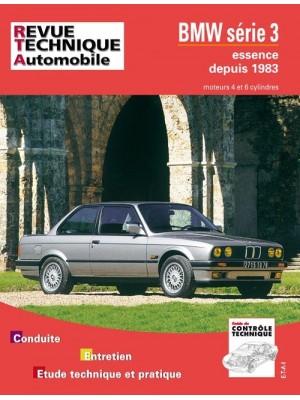 RTA448 BMW SERIE 3 ESSENCE DE 1983 A 1991