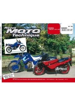 RMT75 HONDA CBR 600 F 87-90 / SUZUKI DR 750 + 850 S 88-97