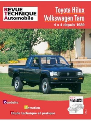 RTA575 TOYOTA HILUX / VW TARO 4X4 DIESEL DEPUIS 1989