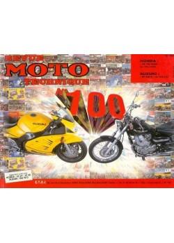 RMT100 HONDA CA 125 REBEL (1995-2000) / SUZUKI RF 600 R (1993-96)
