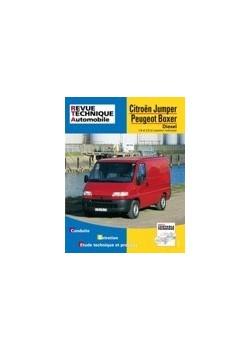 RTA583 CITROEN JUMPER / PEUGEOT BOXER DIESEL 1.9 ET 2.5