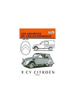 ARC38 CITROEN 2CV 48/70