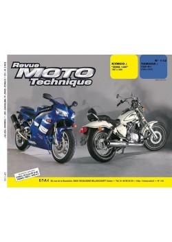 RMT112 KYMCO ZING 125 1997-99 / YAMAHA YZF-R1 1998-01