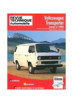 RTA732 VOLKSWAGEN TRANSPORTEUR ESSENCE ET  DIESEL 1979-90