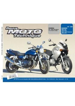 RMT125 HONDA 125V VARADERO 01-02 / SUZUKI 750-1200 INAZUMA 99-01