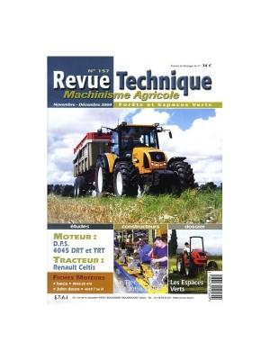 RTMA157 TRACTEUR RENAULT CELTIS