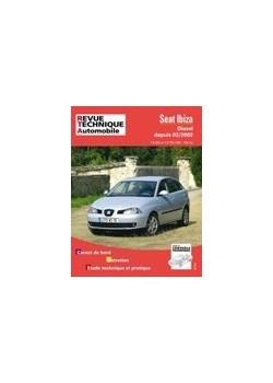 RTA660 SEAT IBIZA DIESEL 1.9 SDI & 1.9 TDI (100-130 CH) DEP. 03/2002
