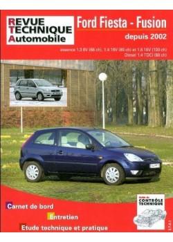 TAP416 FORD FIESTA /FUSION ESS ET DIESEL DEPUIS 04/2002