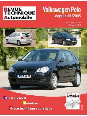 RTAB721.5 VW POLO DEPUIS 05/2005 ESS 1.4 16V ET 1.4 TDI