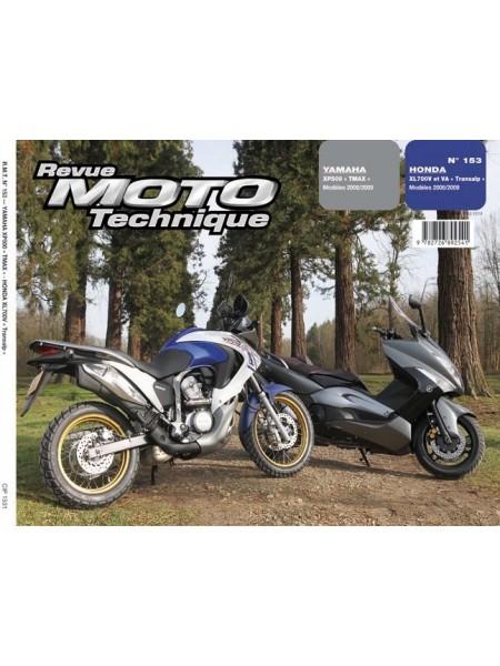 RMT153 YAMAHA XP500 TMAX 08-09 / HONDA XL700V ET VA TRANSALP 08-09