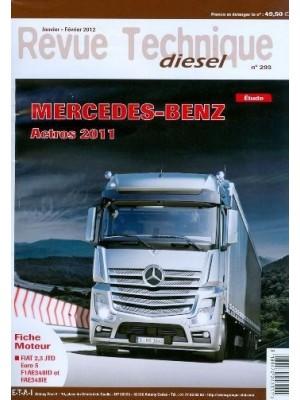 RTD293 MERCEDES BENZ ACTROS 2011