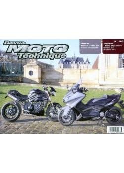 RMT168 TRIUMPH SPD 1050 (2011/13) YAMAHA XP500/A TMAX530 (2012/13)