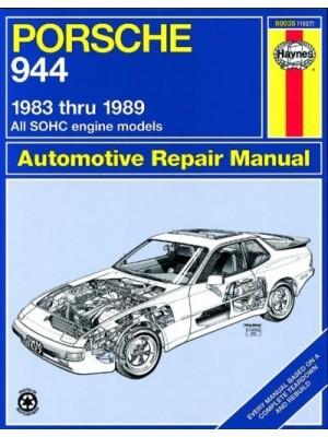 PORSCHE 944 1983/89