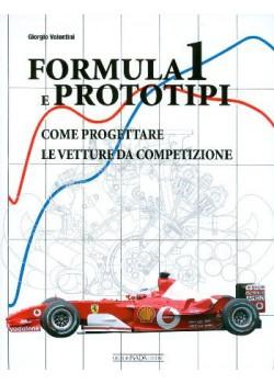 FORMULA 1 E PROTOTIPI - COMO PROGETTARE LE VETTURE DA COMPETIZIONE