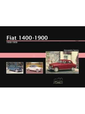 FIAT 1400-1900 1950-1959