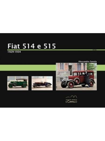 FIAT 514 E 515 1929 - 1934