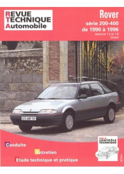 RTA562 ROVER 200-400 ESSENCE 1.4 ET DIESEL 1.6 1990-96