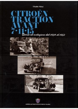 CITROEN TRACTION AVANT 7-11-15