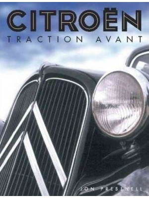 CITROEN TRACTION AVANT/ JON PRESNELL