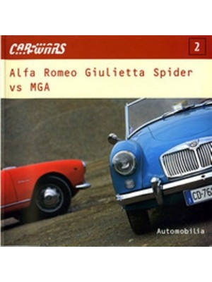 ALFA ROMEO GIULIETTA SPIDER VS MGA