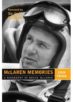 MC LAREN MEMORIES - A BIOGRAPHY OF BRUCE MC LAREN