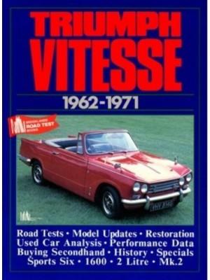 TRIUMPH VITESSE 1962-1971