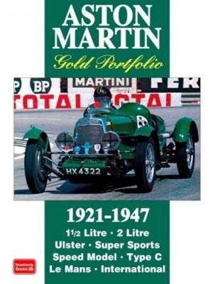 ASTON MARTIN GOLD PORTFOLIO 1921/47