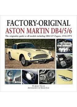 FACTORY ORIGINAL ASTON MARTIN DB 4/5/6