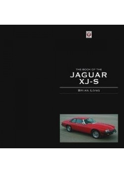 THE BOOK OF THE JAGUAR XJS